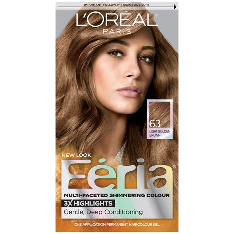 hair color loreal l oreal feria hair color 60 light