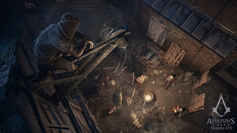 assassins creed syndicate official assassin s creed syndicate first official screenshots revealed