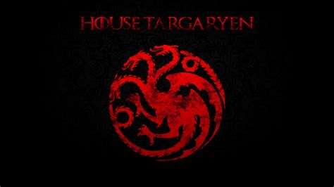 house targaryen no spoilers house targaryen desktop background gameofthrones