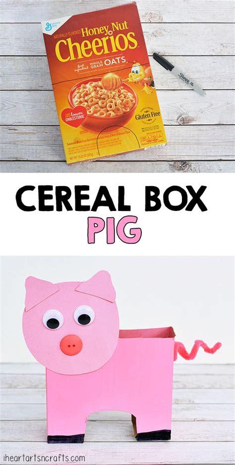 cereal box crafts for mais de 1000 imagens sobre craft ideas no