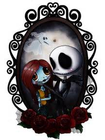 jack and sally by supernaturalteaparty on deviantart