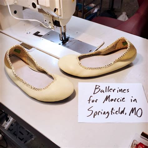 Shoe Of The Week Shoewawa 7 by Design Your Own Shoe Of The Week Pearl Ballerines With
