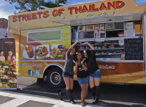 Thai Food Truck Streets Of Thailand Los Angeles Food Trucks Roaming Hunger