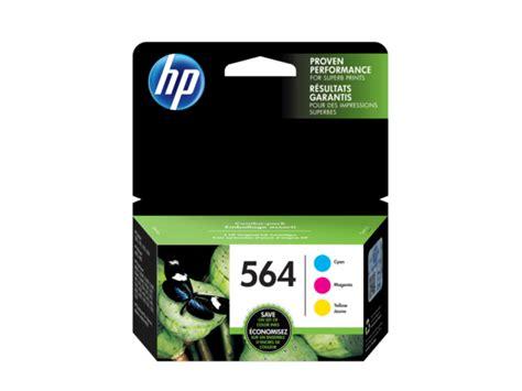 Promo Cartridge Hp 564 Color Yellow Original hp 564 3 pack cyan magenta yellow original ink cartridges