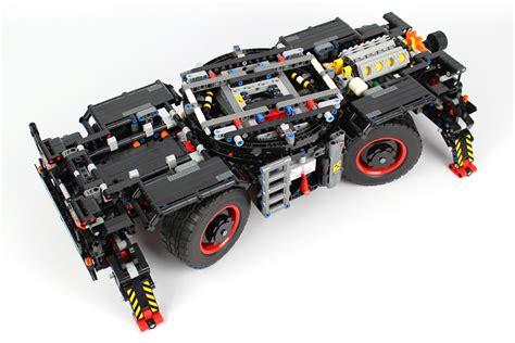lego technic gelaendegaengiger kranwagen  im review