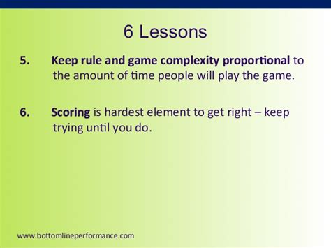 game design lessons digital learning game design lessons from the trenches