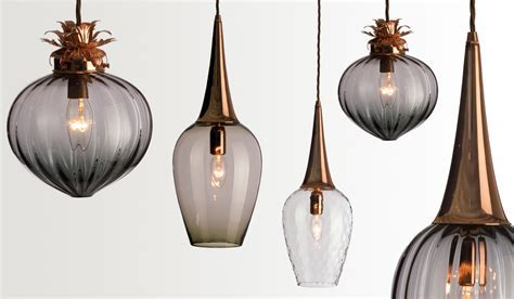Objects of Design #129: Hand Blown Glass Lights   Mad