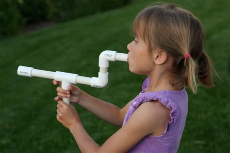 How To Make A Marshmallow Gun Out Of Paper - pvc pipe marshmallow shooters