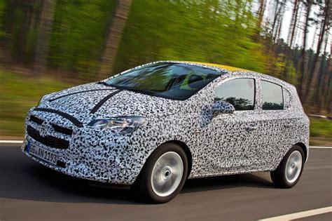 Auto Bild Allrad Reifentest 2015 by Opel Corsa V 2015 Fahrbericht Autobild De