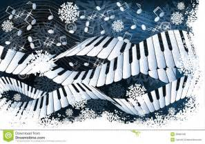 winter music card royalty free stock photos image 28083198