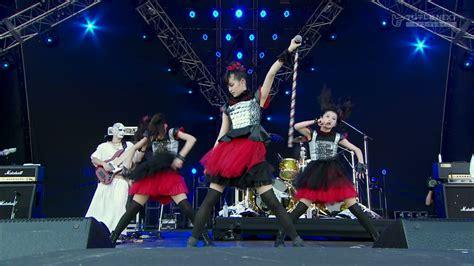 Babymetal Concer Band babymetal at inazuma rock festival 2013 concert