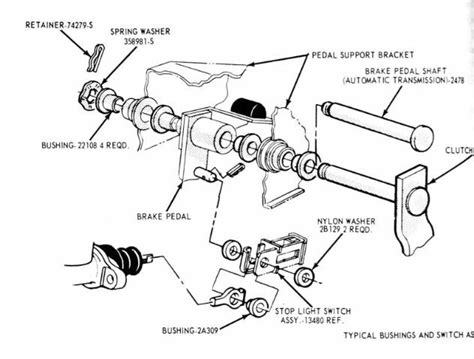 66 mustang clutch diagram 25 wiring diagram images