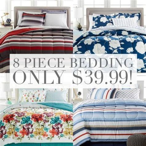 macy s baby bedding macy s 8 piece bedding sets only 39 99 up to california