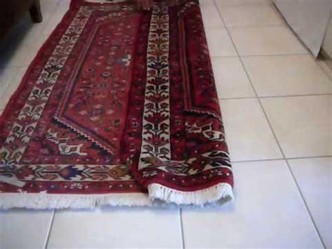 tarme tappeti non rovinate tappeti come piegare e conservare in estate