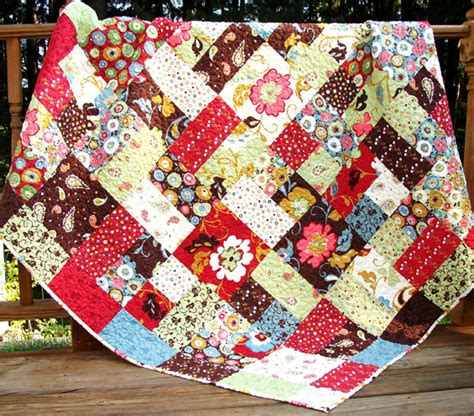 Facts About Patchwork - facts and fancies quilts etsy journal