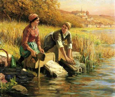 paintings for sale painting for sale washing clothes by a