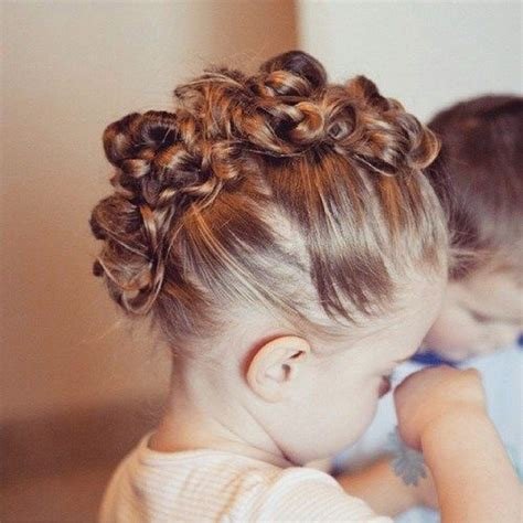Simple Hairstyles For Toddler Girl
