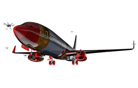 for airplanes drone collisions a greater hazard than bird strikes faa study 2017 12 22