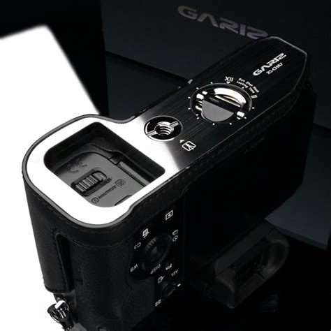 Gariz Half Sony A7ii A7rii Xs Cha7iibk Black gariz leather half for sony a7 black xs cha7bk