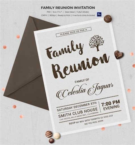 Family Reunion Invitations Templates Orderecigsjuice Info Family Reunion Invitation Templates Free