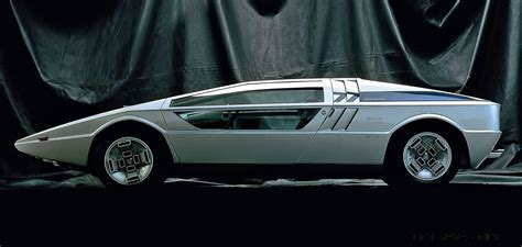 1972 maserati boomerang concept flashback 1972 maserati boomerang was production
