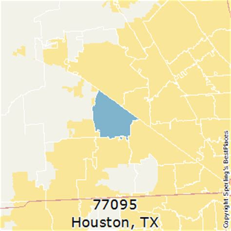 Best Places to Live in Houston (zip 77095), Texas Houston Texas 77095