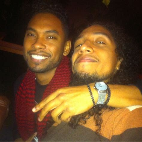 singer miguels mother celeb news miguel black people are the most judgmental