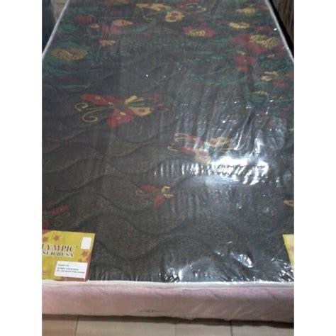 Kasur Busa Olympic kasur busa olympic titanium tak permukaan sisi tidur