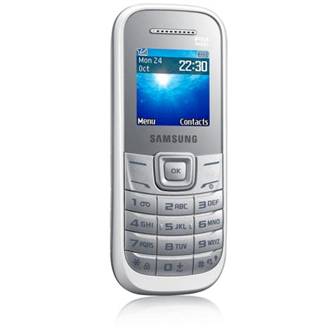 Samsung Keystone 1 samsung keystone 2 gt e1205 white rp 200 000 indonesia shop community