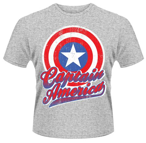 T641 Shirt New Captain America 09 marvel assemble captain america colour shield t