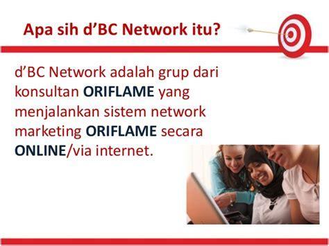 Apa sih d'bc network itu