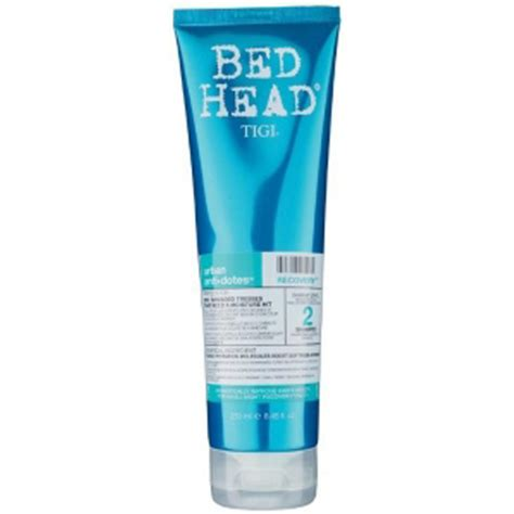 bed head urban antidotes tigi bed head urban antidotes recovery shoo 250ml free delivery