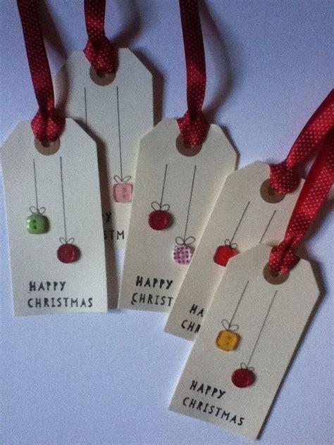 best 25 handmade gift tags ideas on pinterest christmas