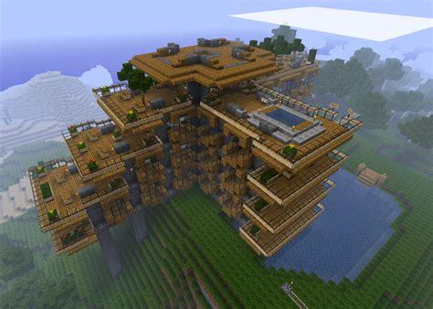 best house designs in minecraft bungie net off topic the flood show us your minecraft