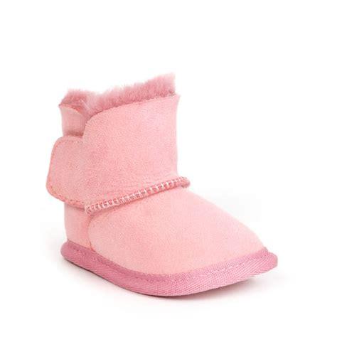 Comforta Fit Platinum Plush platinum baby bootie babies sheepskin boot emu australia