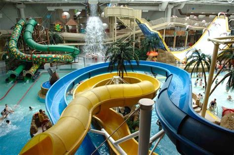 Sandcastle Waterpark (Blackpool, England): Address, Phone
