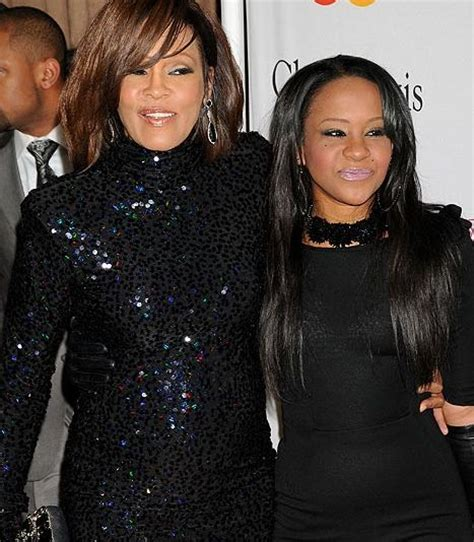 whitney houston and her daughter whitney houston and daughter shared same drug dealer
