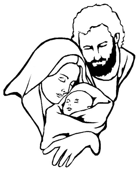 Christian Christmas Coloring Pages For Kids Coloring Home Religious Coloring Pages Jesus