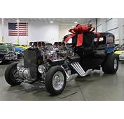 2500 Horsepower Twin V 8 Ford Hot Rod For Sale