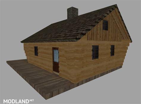 house simulator new log house mod for farming simulator 2015 15 fs ls 2015 mod