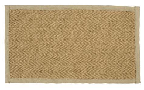 coir rugs machine woven traditional herringbone coir mat border indoor rug ebay
