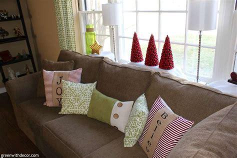christmas home decor clearance green with decor christmas home tour 2015