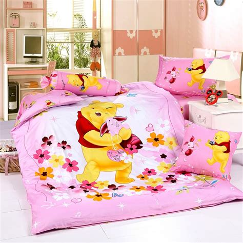 winnie the pooh bedroom sets winnie the pooh pink disney bedding sets disney bedding