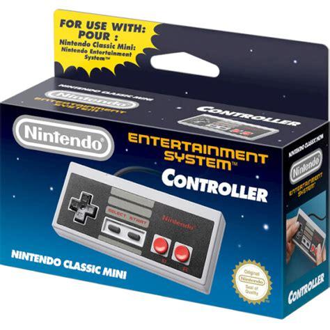 Nintendo Nes Classic Mini nintendo classic mini nes controller nintendo official