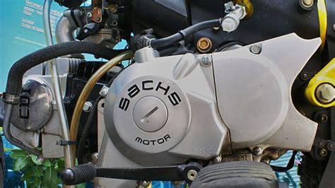 Sachs Motor 125 Ccm by Sachs Madass 125 Review Webbikeworld