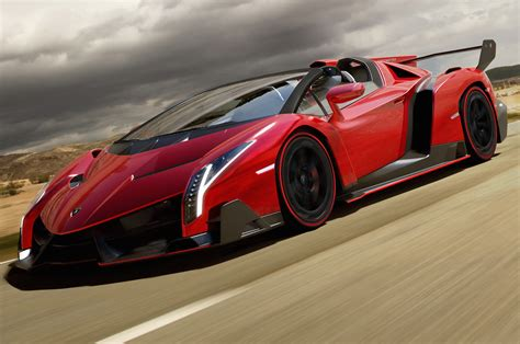 New Lamborghini Veneno Roadster Lamborghini Honors Its Founder S Birth With A New Halo