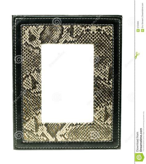 Cadre Decoratif 1823 cadre de tableau de peau de serpent image stock image du