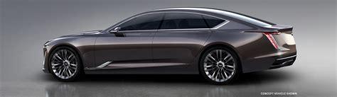 cadillac new concept escala concept vehicle cadillac