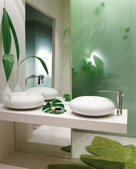 Bathroom Decor Nature Nature Inspired Bathroom Design