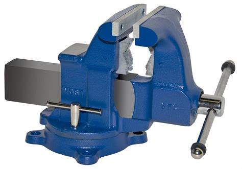 bench vise made in usa yost vises 45c 4 5 quot tradesman series industrial grade